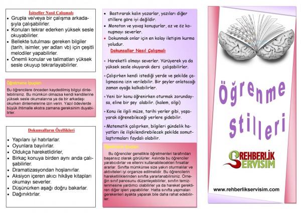 ÖĞRENME-STİLLERİ